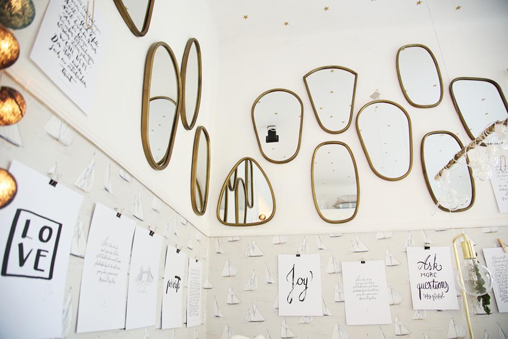 34 Kalligraphie Workshop Jeanette Mokosch | Villa Lotta (Lisa Jagenteufel) | Photograph (c) Maria Weiss