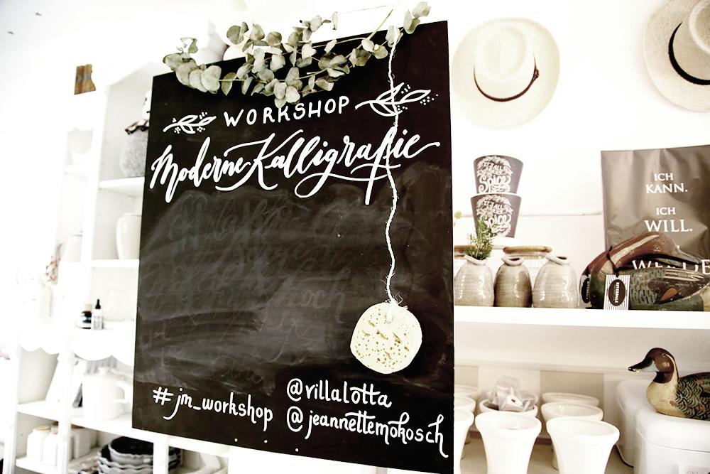 Kalligraphie lernen mit Füller, jeder und Stift. Workshop und Kurse zum Thema Kalligrafie