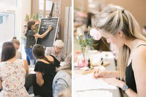 Kalligrafie Workshop Wie lerne ich selbst Kalligrafie, Kalligrafiekurs, Workshop, Kalligraphie, Handlettering, Lettering