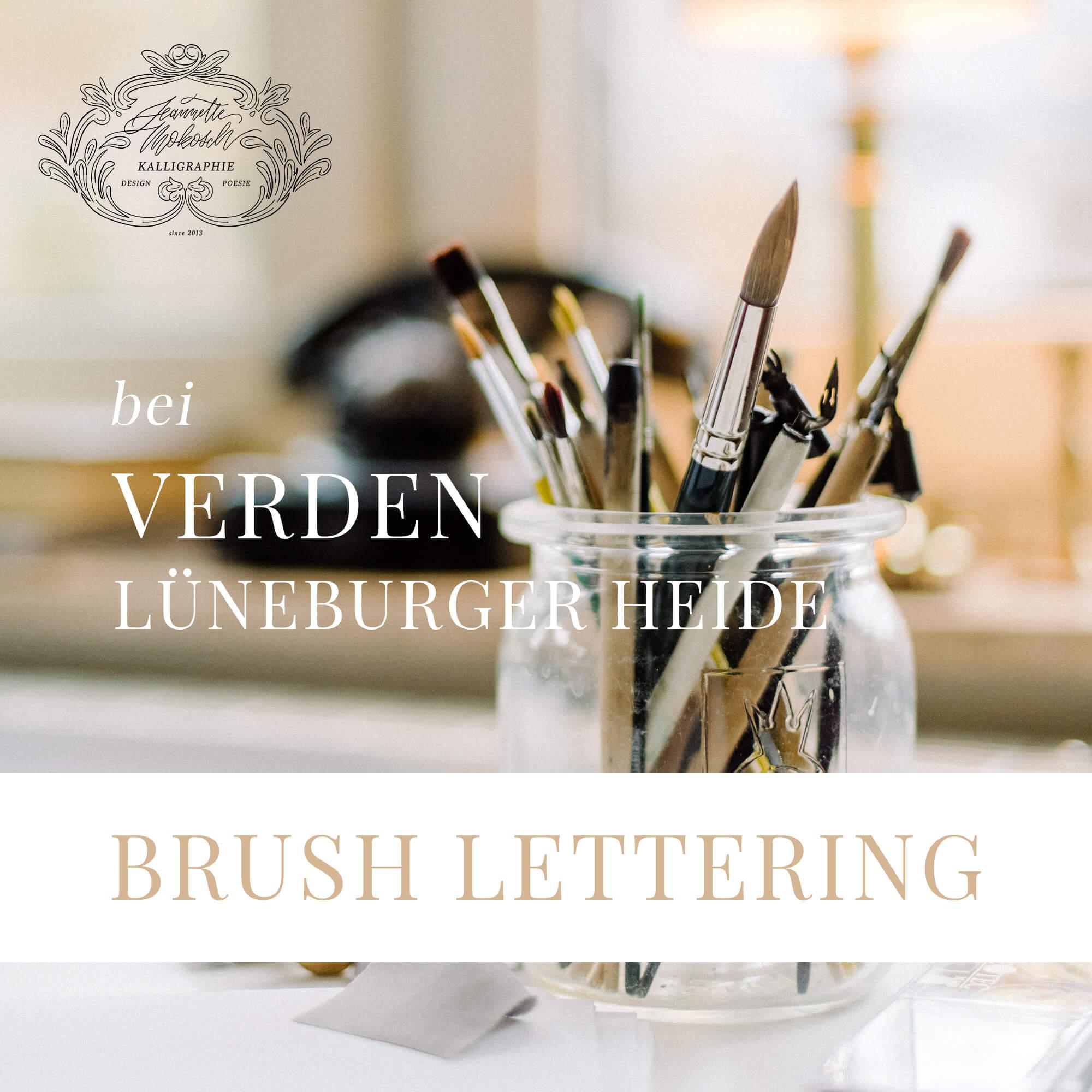 Workshop Kalligraphie Kurs Anfänger Verden Niedersachsen Hannover Hamburg Kalligrafie Hand Lettering Brushlettering Schönschrift Buch Füller Feder Moderne Kalligrafie