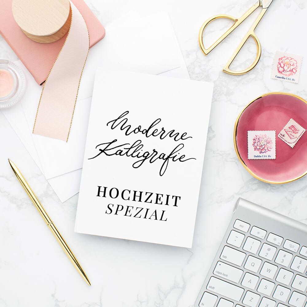 Einladungen, Menükarten, Papeterie, Platzkarten, Save The Date Kalligraphie Luxus
