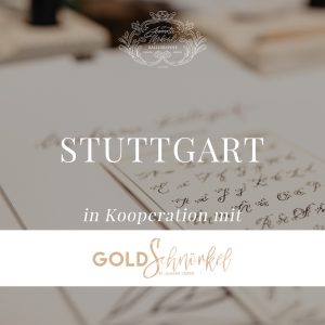 Workshop Kalligraphie Kurs Anfänger Stuttgart Baden Württemberg Schwarzwald Kalligrafie Hand Lettering Brushlettering Schönschrift Buch Füller Feder Moderne Kalligrafie