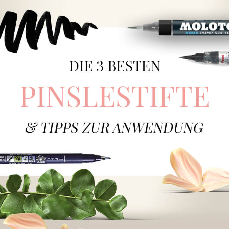 Brushlettering, Kalligraphie, Brush Lettering, Typography, Typo, Pinselstifte, Pinselschrift, Hand Lettering,