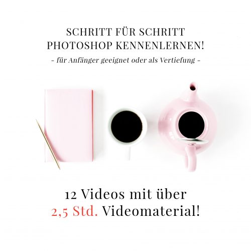 Photoshop lernen Kalligrafie Kalligraphie Digitalisierung Säuberung Schwarzweiß Hand Lettering Brushlettering Pinselschrift Video Tutorial