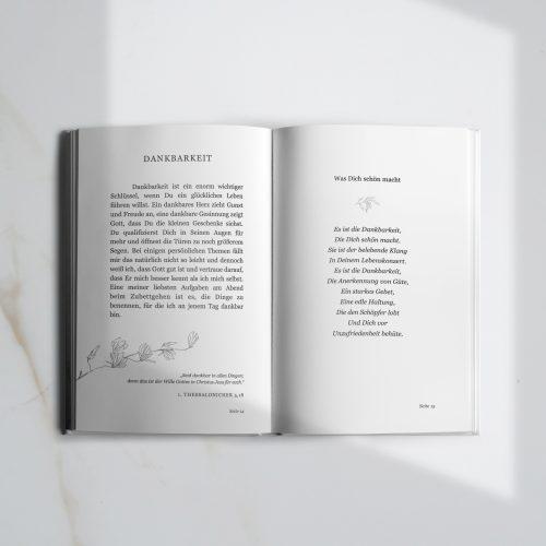 Gedichte Poesiebuch Jeannette Mokosch Alles blüht Hoffnung Ermutigung