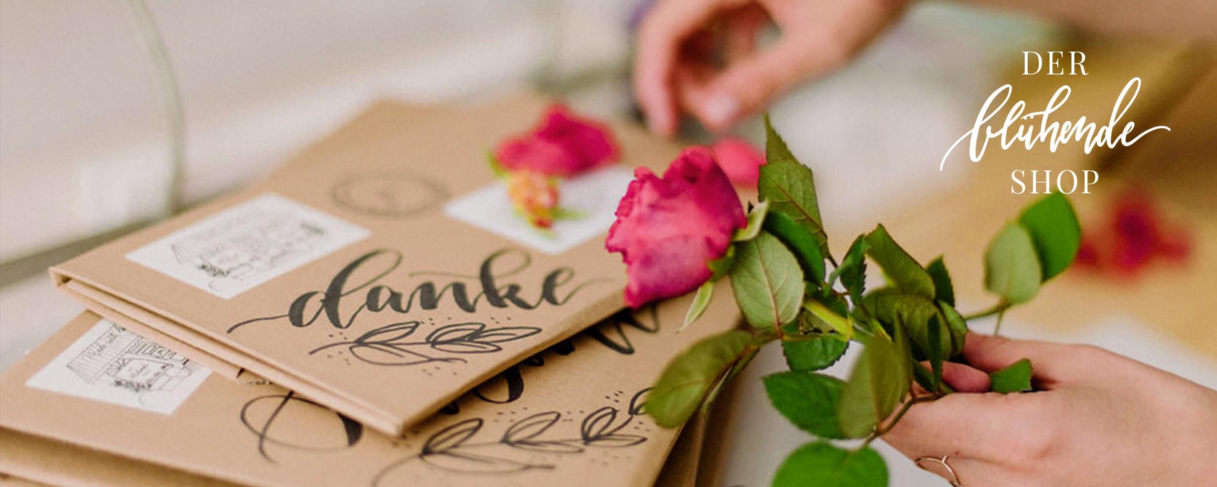 Liebevolle Kalligrafie und Handlettering Produkte