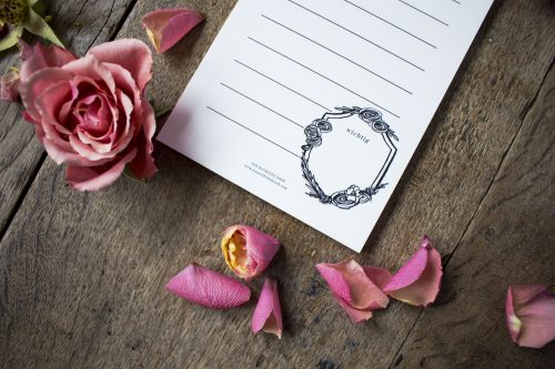 Gedanken Block Notizblock To-Do-Liste To Do List Schreibtisch Liste Linienblock Kalligrafie Kalligraphie