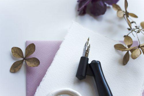 Obliquehalter Oblique Schräg Kalligrafie Kalligraphie Feder kaufen Füller Federhalter Spitzfeder Copperplate Anglaise englische Schreibschrift einsetzen Schrift