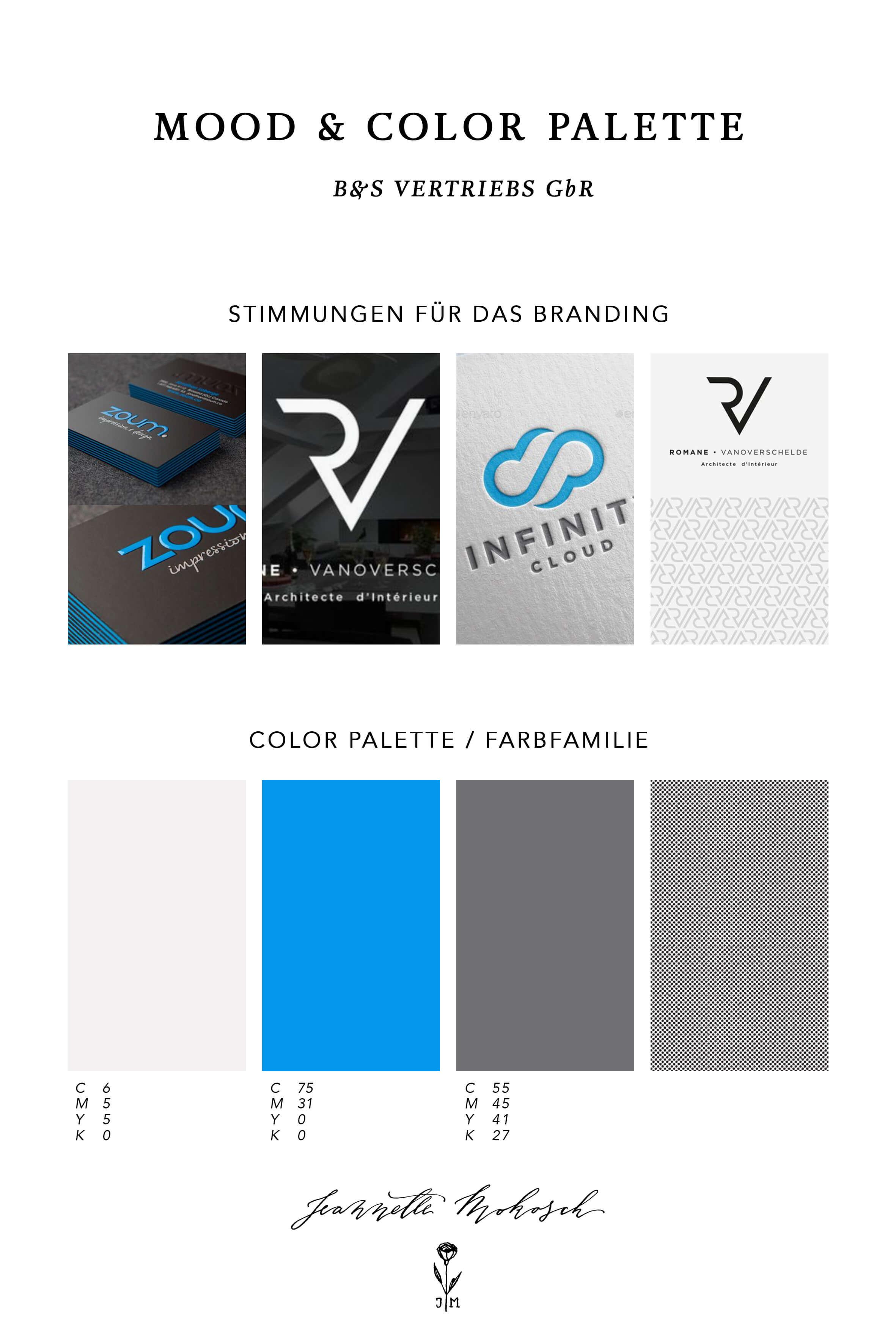 Logo Logodesign Kalligraphie Kalligrafie Hand Lettering Branding Brand Calligraphy Handschrift Brush Lettering Mood Board