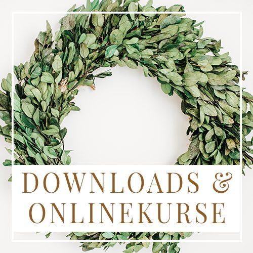 Downloads & Onlinekurse