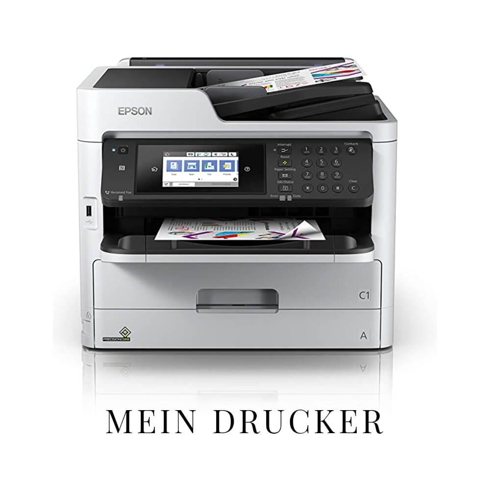 Technische Hilfsmittel Hand Lettering Kalligrafie Papeterie selbst drucken Drucker Tintenstrahldrucker Prints Kunstdruck