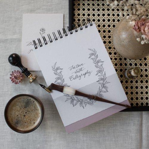 Kalligrafie Kalligraphie Hand Lettering Feder Federhalter